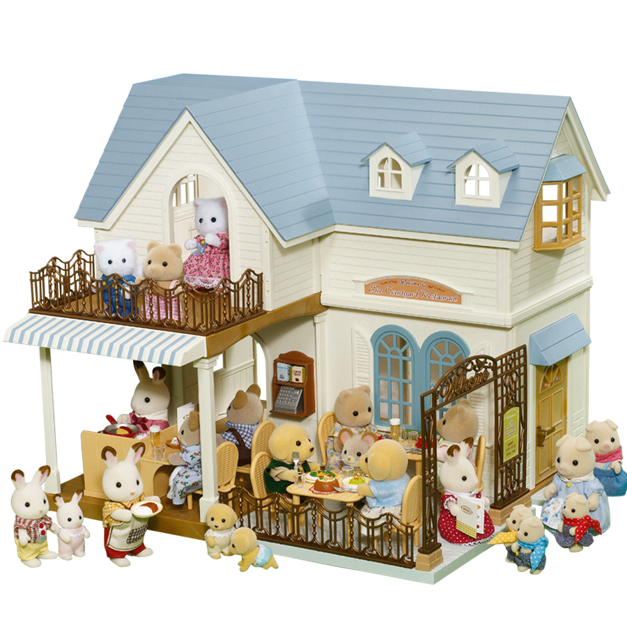 Sylvanian Families Cottage Sylvanian Families Cosy